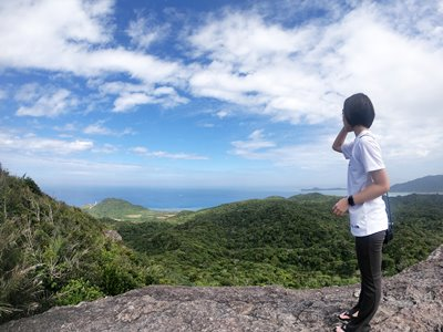 石垣島トレッキングツアー