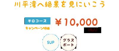 石垣島半日SUPグラスボートツアー