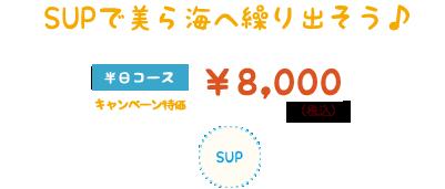 石垣島美ら海SUPツアー