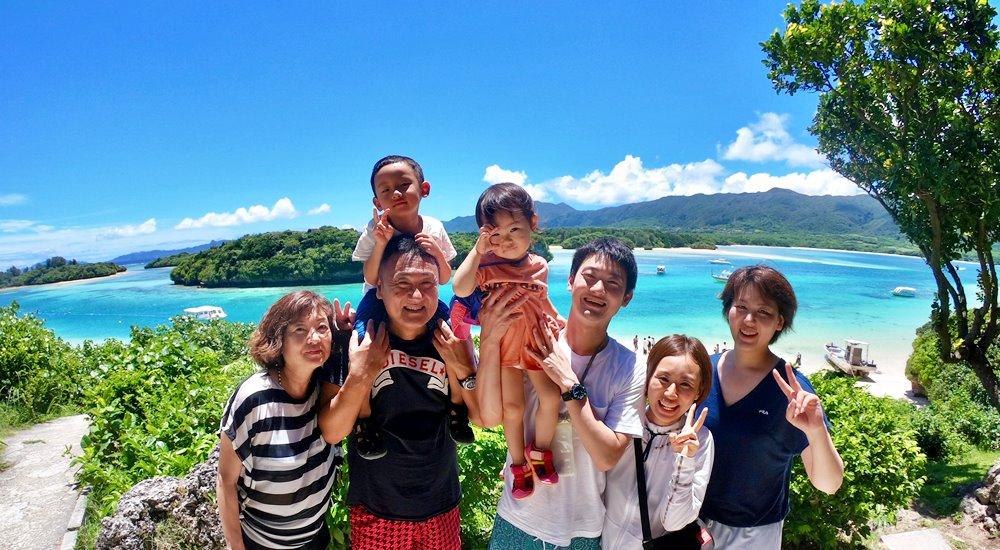 石垣島SUPツアー